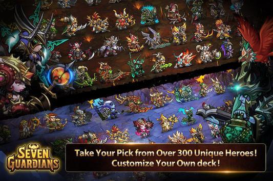 Seven Guardians apk screenshot