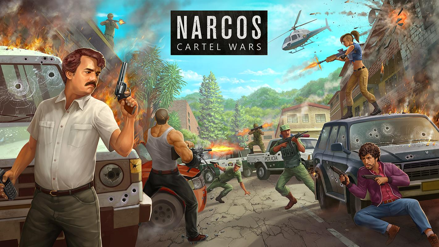 Drug Wars 1.1 APK Download - Huge Prestige