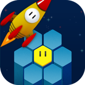 MakeRocket! Block Hexa Puzzle icon