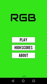 RGB Challenge poster
