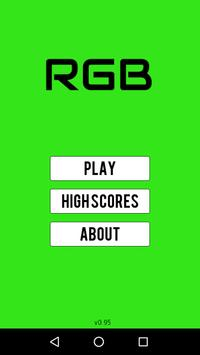RGB Challenge apk screenshot