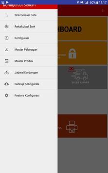 SFA Mobile2 screenshot 1