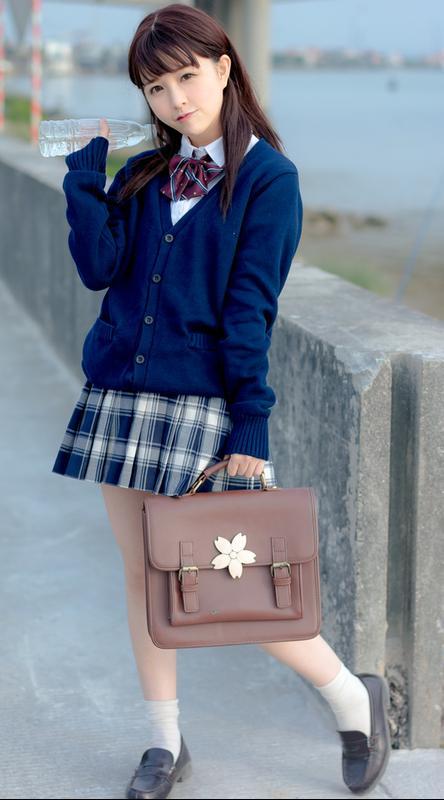 Sexy Asian School Uniform