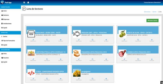 FUD APPCC screenshot 4