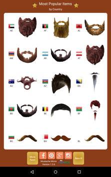 Mustache Mirror screenshot 8