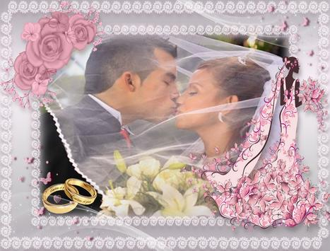 Wedding Photo Frames apk screenshot