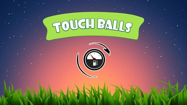 Touch Balls poster