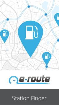 e-route Direct Fuels poster