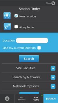 e-route Direct Fuels screenshot 1