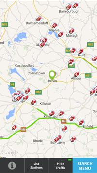 e-route Direct Fuels apk screenshot