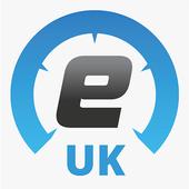 e-route UK icon
