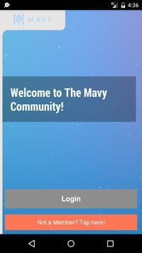 Mavy Community poster