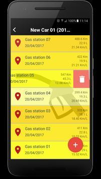 Fuel Tracker screenshot 3