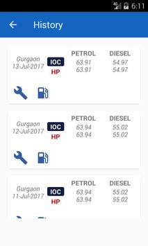 Fuel Price Daily screenshot 4