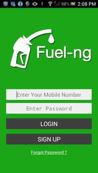 Fuel-ng Fuel Finder poster