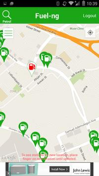 Fuel-ng Fuel Finder screenshot 3