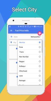 Fuel Price India screenshot 1