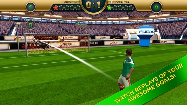RioGoal 2014 screenshot 3