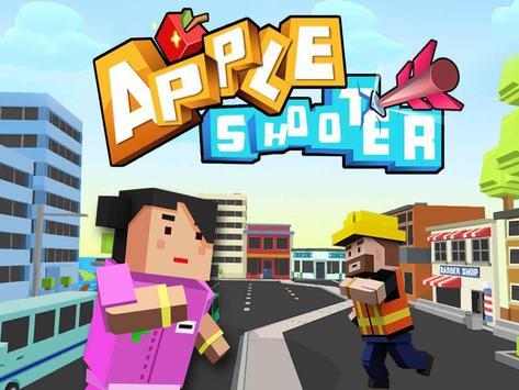 Apple Shooter 3D Pixel screenshot 8