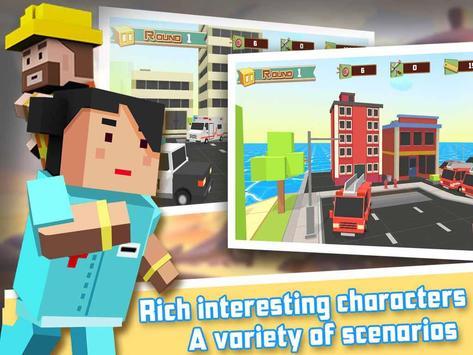 Apple Shooter 3D Pixel screenshot 9