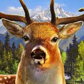 Jungle Deer Hunter 2016 icon