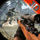 Modern Sniper Of Clans 3D icon