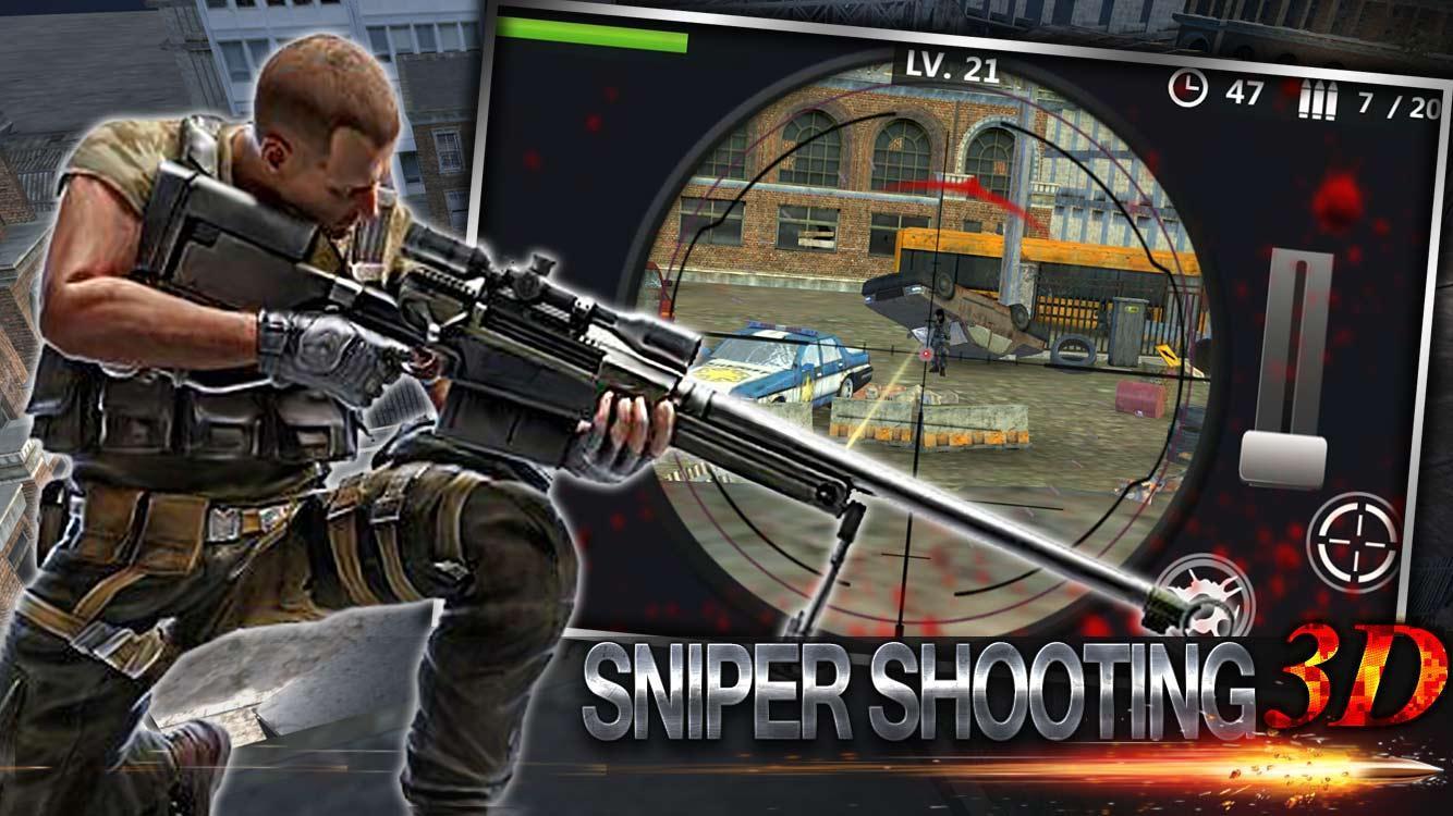 modern sniper mod apk android 1