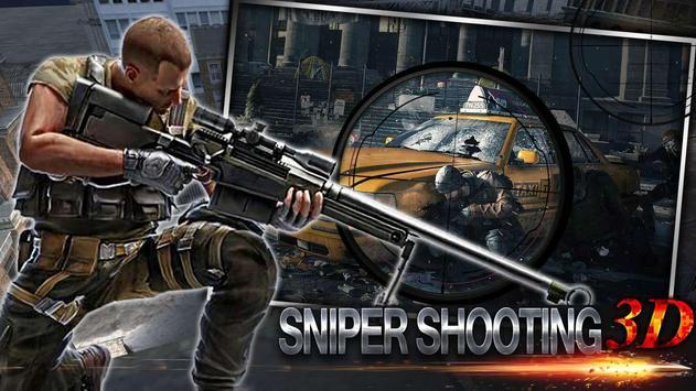 Modern Sniper Of Clans 3D poster