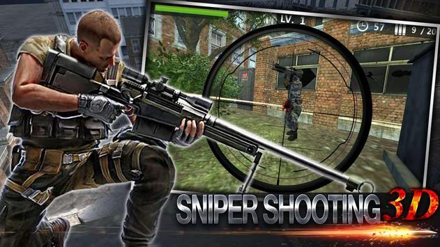 Modern Sniper Of Clans 3D apk screenshot