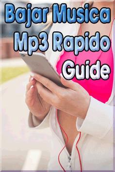 Bajar Música mp3 Rápido y Gratis Guía Fácil poster