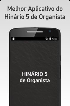 Hinário Virtual nº 5 de Organista - CCB poster