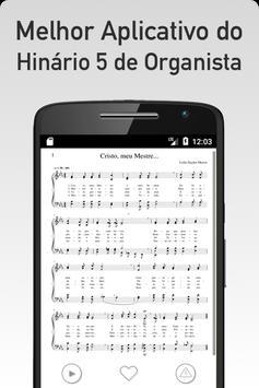 Hinário Virtual nº 5 de Organista - CCB apk screenshot