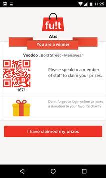 Fuit Scan2Win App apk screenshot