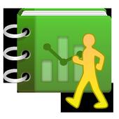 スマホ歩数計(富士通製HCE搭載端末版) icon