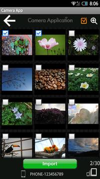 FUJIFILM Camera Application apk screenshot