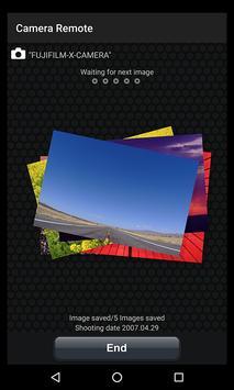 FUJIFILM Camera Remote apk screenshot