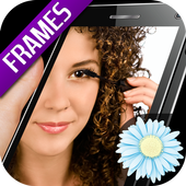 Mirror: Frames - Flowers icon