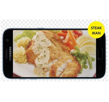 Steak Recipe Fish Chicken Beef screenshot 1