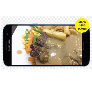 Steak Recipe Fish Chicken Beef screenshot 2