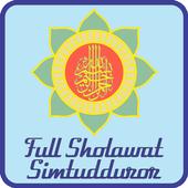 Full Sholawat Simtudduror icon