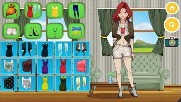 تلبيس فلة الموضة الجديدة screenshot 2