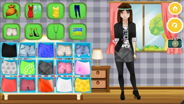 تلبيس فلة الموضة الجديدة screenshot 4