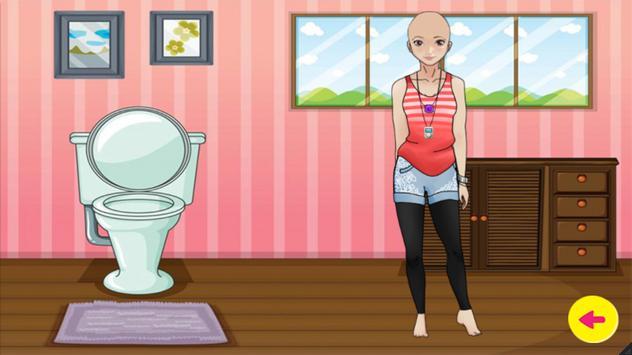 تلبيس فلة الموضة الجديدة screenshot 6