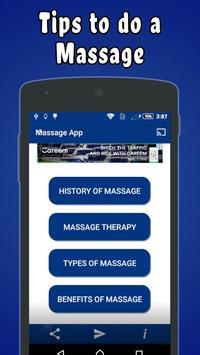 Full Body Massage screenshot 2