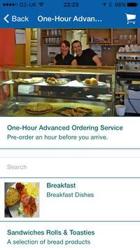 Cafe Sicilia screenshot 1