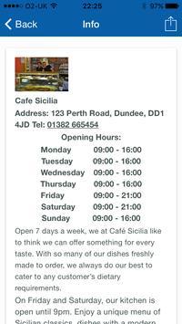 Cafe Sicilia screenshot 3