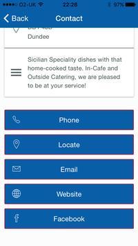 Cafe Sicilia screenshot 5