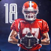 Game android Flick Quarterback 18 APK offline terbaik