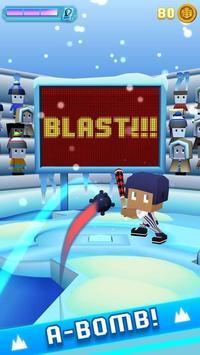 Blocky Baseball screenshot 1
