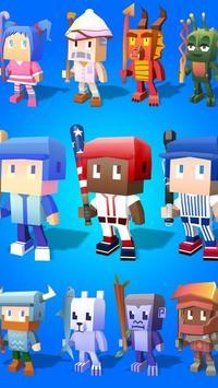 Blocky Baseball screenshot 4